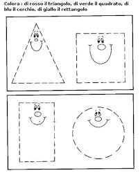 Giochiamo Con Le Figure Geometriche