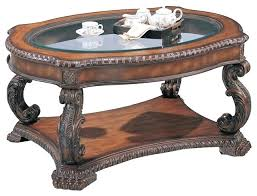 carved coffee table coaster fine furniture coaster traditional oval cocktail table with glass inlay top coffee carved coffee table