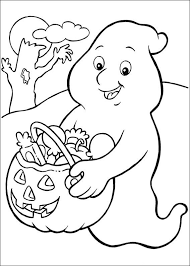 25 best halloween coloring pages ideas