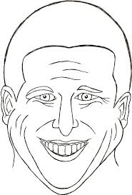 Small Picture Coloring Pages Faces Coloring Pages Printable Coloring Pages
