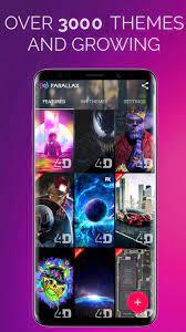 4D Parallax Wallpaper - 3D HD Live ...