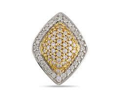 calla lily pendant