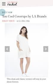 Racked La Press Corinne Collection