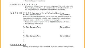 Technical Support Skills List Skills List Resume Englishor Com