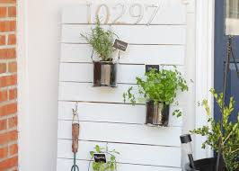 diy hanging garden planter