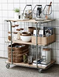 Kitchen Storage Racks Metal Kitchen Storage Solutions And Inspiration Real Homes