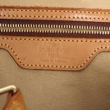 louis vuitton zipper. louis vuitton handbag from monogram canvas zipper