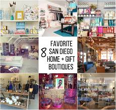 the best san diego home gift boutiques my socal d life