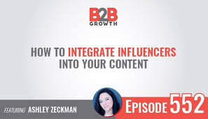How to Integrate Influencers Into Your Content – Sweet Fish Media