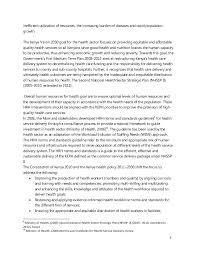 moh training needs assessment report  26