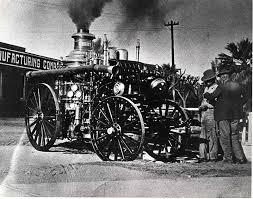 fire steam engine