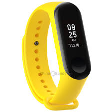 Dropshipping for <b>Silicone Smart Glossy</b> Wristband for Xiaomi Mi ...
