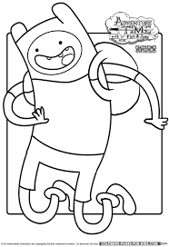 Small Picture 23 best Crafty Adventure Time Coloring images on Pinterest