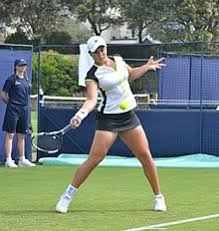 Barty met kissick while she was playing golf at the brookwater golf club in 2016. Ashleigh Barty Wikipedia