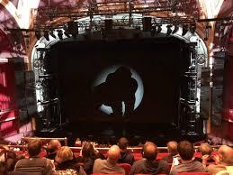 King Kong Seating Chart Broadway Theatre 53rd Street