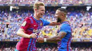 FC Barcelona: Die Ära nach Lionel Messi beginnt - Darum sieht die Zukunft  bei Barça rosig aus - Eurosport