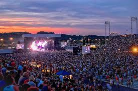 Hersheypark Stadium Concert Seating Chart 2019