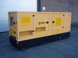 diesel generator. Diesel Generator 150 KVA Gesan