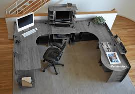 two person office desk. images of two person office desk home design ideas cool spaces commercial r