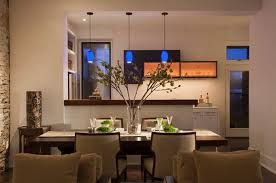 contemporary dining table decor. View In Gallery Contemporary Dining Table Decor P