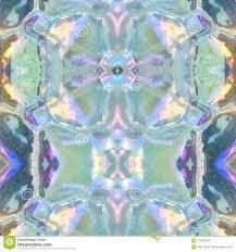 Infinity Light Patterns Iridescent Pattern Stock Illustration Illustration Of