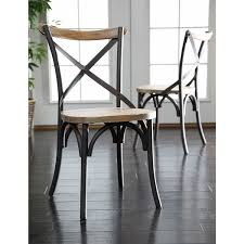 amazoncom  we furniture industrial reclaimed solid wood dining