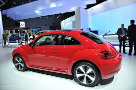 NYIAS 2011: Volkswagen Beetle [Live Photos] - autoevolution