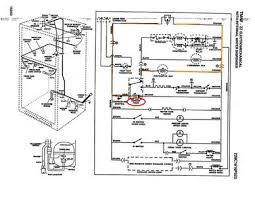 schematic wiring diagram of a refrigerator the wiring diagram whirlpool fridge zer circuit diagram nodasystech schematic