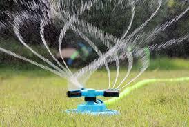 garden irrigation nj. Gorgeous Design Garden Irrigation ABS Watering Kits 360 Degree Automatic Rotating Water Sprinkler Nj