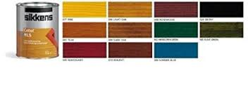 Sikkens Hls Plus Exterior Satin Basecaoat And Wood Stain