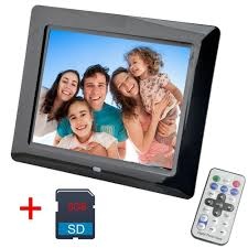 8 inch digital photo frame 8 gb led backlight jpg