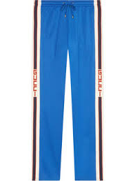 gucci pants. technical jersey trousers gucci pants