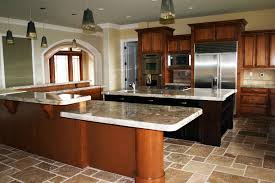 kitchen cabinets diy kits creamed mosaic countertop rustic wooden cabinets storage modern utensils black granite counter