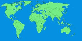 Printable Blank World Map Free Printable Maps