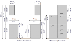 Standard Height For Kitchen Cabinets Awesome Design Ideas