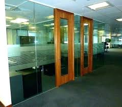 Image Wall Ikea Office Empire Glass Wood Office Partitions Wooden Partition Ideas Design