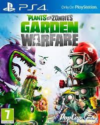 jaquette plants vs zombies garden warfare playstation 4 ps4 cover avant g