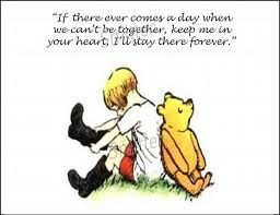Christopher Robin Quotes Adorable Winne The Pooh And Christopher Robin Quote SheliciousBling