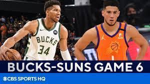 Bucks vs Suns Game 6 | NBA Finals FULL Preview