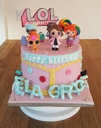 Lol Birthday Cake Cake Flavour Alwynnes Homemade Cakes