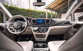 2018 chrysler pacifica interior. simple interior 2018 chrysler pacifica hybrid  interior in chrysler pacifica h