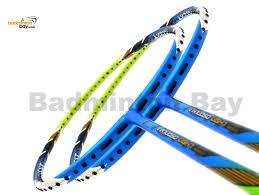 Apacs Virtuoso Light Badminton Racket 2x Apacs Virtuoso Light Blue Green 6u Badminton Racket Free Stringing Grip
