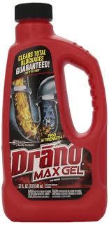 Drano Clog Remover, Pro Strength 32 fl oz (1 qt) 946 ml | Rite Aid