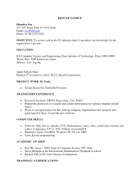 Cover Letter Computer Security Resume Computer Network Security