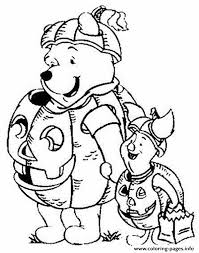 Cute Halloween Coloring Pages For Kids Cute Halloween S For Kids Winnie The Poohdb94 Coloring Pages