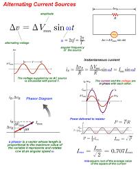 alternating current circuit. alternating current circuit d