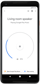 Google Play Design Home Google Home App Gets Updated With A New Design And Features