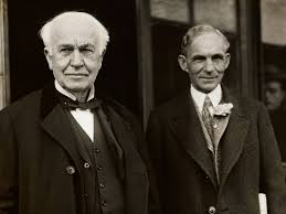 How Thomas Edison and Henry Ford Created the Modern Road Trip - InsideHook
