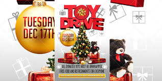 Food Drive Flyers Templates Toy Drive Flyer Template