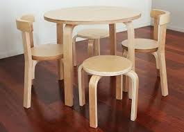 fascinating kids round chair getting the best children wooden table and chairs to support our study time a round children wooden table and chairs